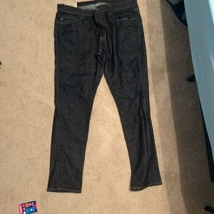 Abercrombie & Fitch Men's Rinse Wash Jeans